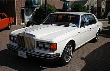 1985 Rolls-Royce Silver Spur for sale 100800423