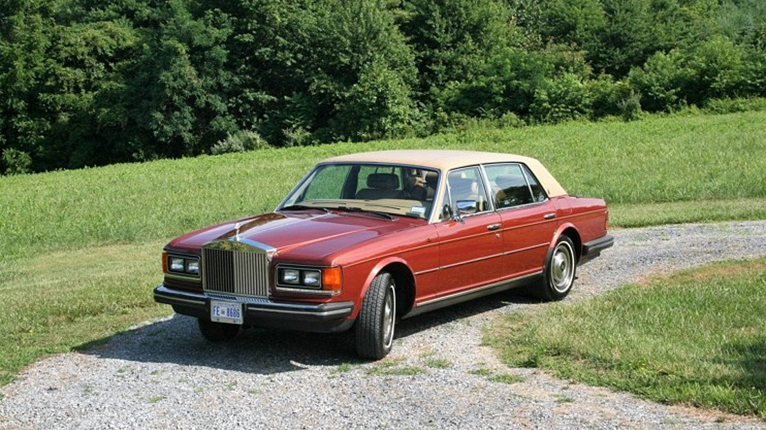 1985 Rolls-Royce Silver Spur for sale 101024931