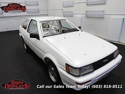 1985 Toyota Corolla GT-S Hatchback for sale 100794412