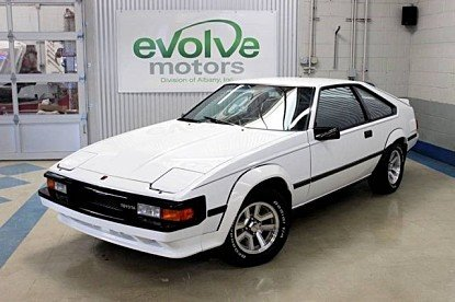 1985 Toyota Supra for sale 100781971