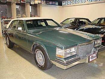 1985 cadillac Seville for sale 101002923
