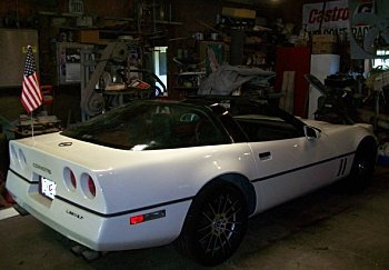 1985 chevrolet Corvette for sale 100887372