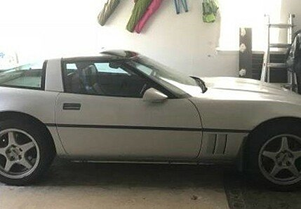 1985 chevrolet Corvette for sale 100968510