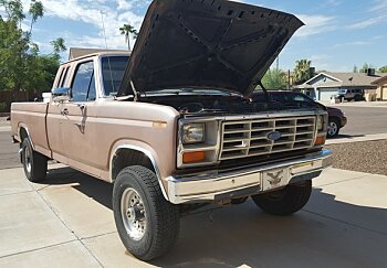 1985 ford F250 for sale 100917247