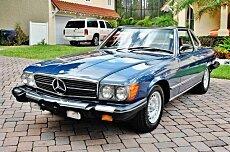 1985 mercedes-benz 380SL for sale 101009594