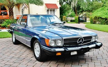1985 mercedes-benz 380SL for sale 101009594