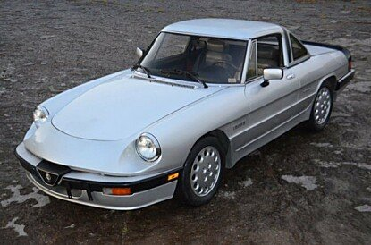 1986 Alfa Romeo Spider for sale 100778937