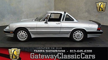 1986 Alfa Romeo Spider for sale 100849252