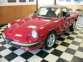 1986 Alfa Romeo Spider for sale 100862800