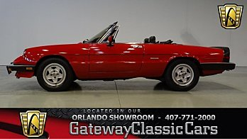 1986 Alfa Romeo Spider for sale 100882992