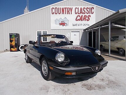 1986 Alfa Romeo Spider for sale 100758240