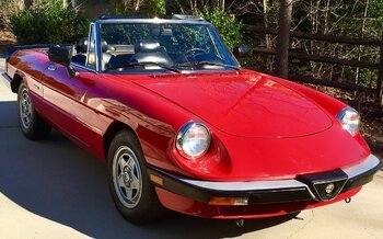 1986 Alfa Romeo Spider for sale 100856478