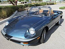 1986 Alfa Romeo Spider for sale 100861837