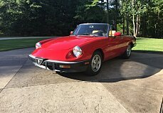 1986 Alfa Romeo Spider for sale 101012495