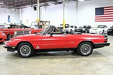 1986 Alfa Romeo Spider for sale 101013903