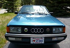 1986 Audi 4000 for sale 100834952