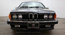 1986 BMW 635CSi for sale 100844521