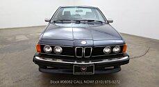 1986 BMW 635CSi for sale 100856376