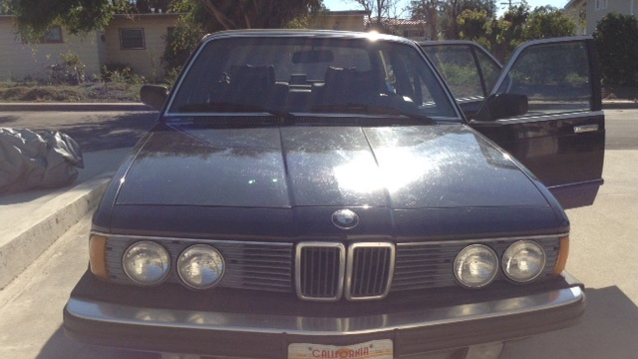 1986 BMW 735i for sale 100822042