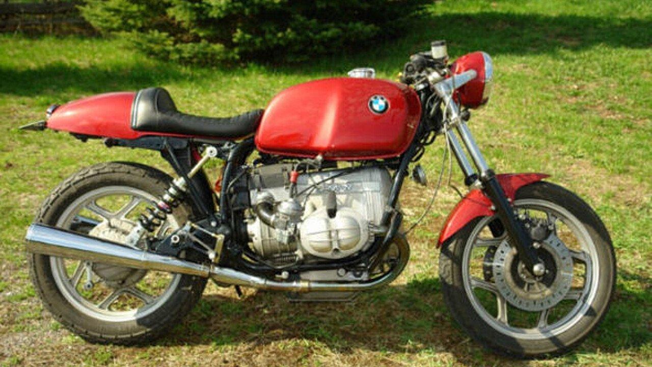 1986 BMW R80 for sale 200420053