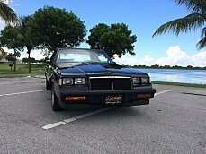 1986 Buick Regal Coupe for sale 100797548