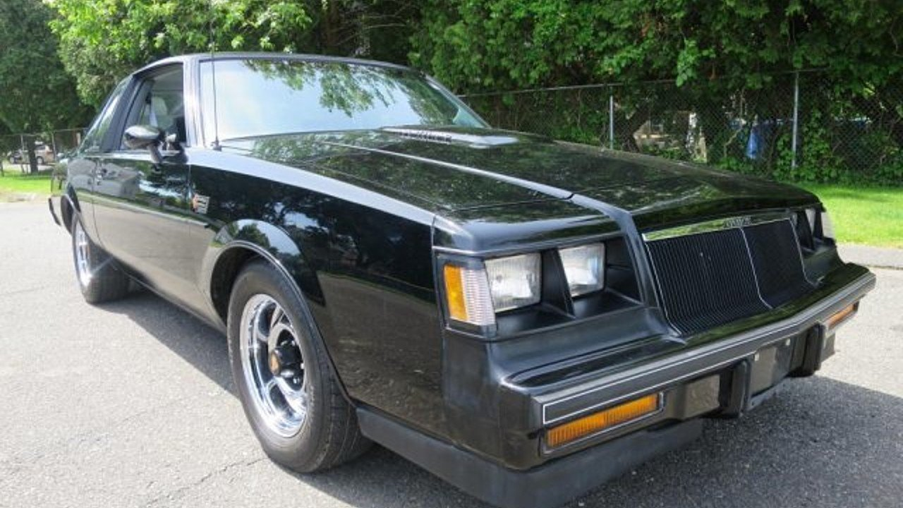 1986 Buick Regal Coupe for sale 100875597
