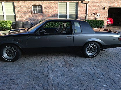1986 Buick Regal Coupe for sale 100851270