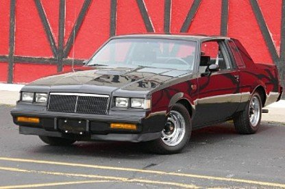 1986 Buick Regal Coupe for sale 100874415