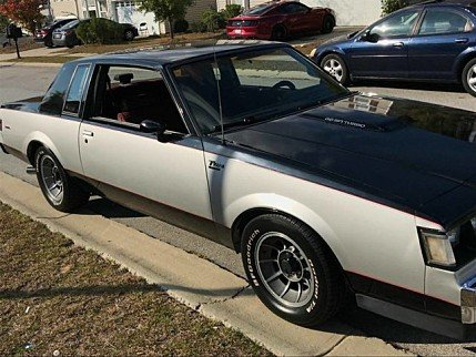 1986 Buick Regal Coupe for sale 100924151