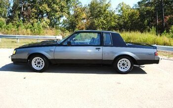 1986 Buick Regal T-Type Coupe for sale 101001681