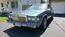 1986 Cadillac De Ville Fleetwood Edition for sale 100784237