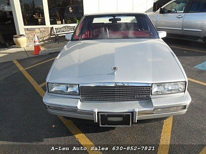 1986 Cadillac Seville for sale 100790492