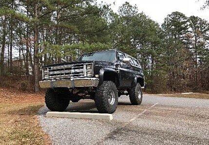 1986 Chevrolet Blazer for sale 100980029