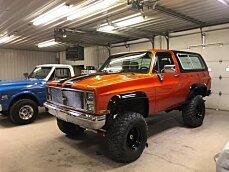 1986 Chevrolet Blazer for sale 100980821