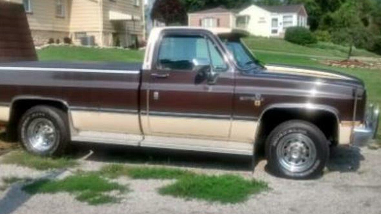 1986 Chevrolet C/K Truck for sale 100945115