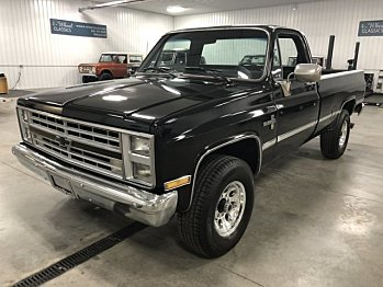 1986 Chevrolet C/K Truck for sale 100957933