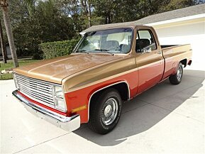 1986 Chevrolet C/K Truck 2WD Regular Cab 1500 for sale 100951960
