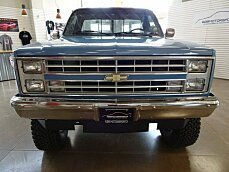 1986 Chevrolet C/K Truck 4x4 Regular Cab 1500 for sale 100974444