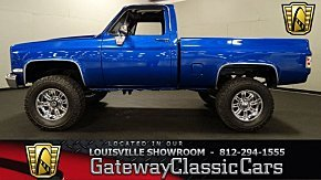 1986 Chevrolet C/K Truck 4x4 Regular Cab 1500 for sale 100976856