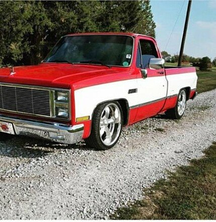 1986 Chevrolet C/K Truck for sale 100983421