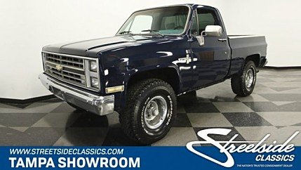 1986 Chevrolet C/K Truck for sale 100984066