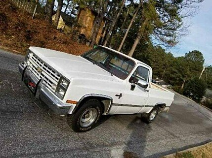 1986 Chevrolet C/K Truck for sale 100988718