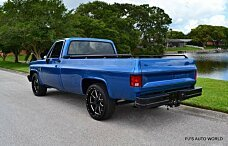 1986 Chevrolet C/K Truck 2WD Regular Cab 1500 for sale 100989513