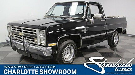 1986 Chevrolet C/K Truck for sale 101003260