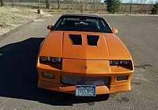 1986 Chevrolet Camaro Coupe for sale 100860767