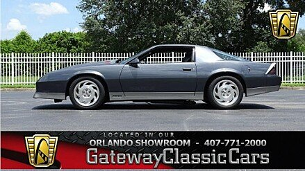 1986 Chevrolet Camaro Coupe for sale 100891035