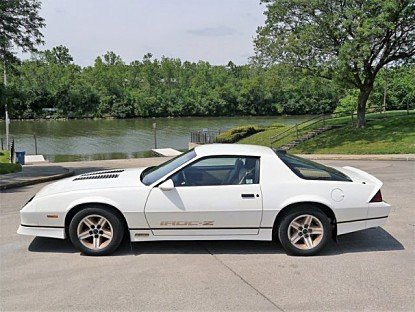 1986 Chevrolet Camaro Coupe for sale 100898049