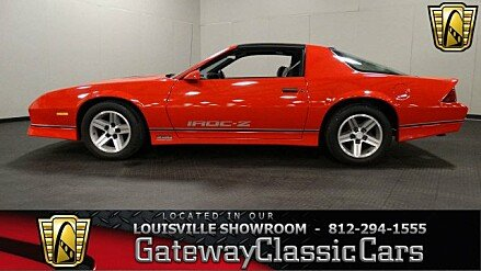 1986 Chevrolet Camaro Coupe for sale 100924547