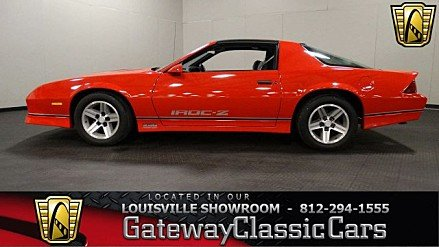 1986 Chevrolet Camaro Coupe for sale 100934257