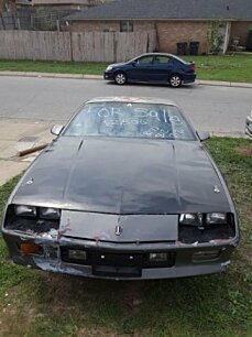 1986 Chevrolet Camaro for sale 100983424